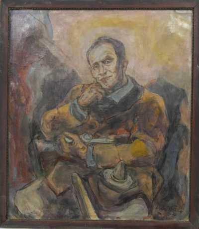 Alois Doležal - Odpočinek