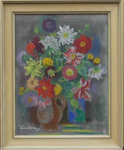 Jaromír Jindra - Podzimní kytice
