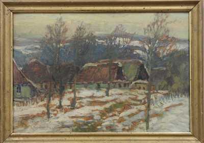 Josef Ullmann - Horská vesnička