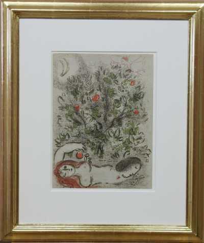 Mark Chagall - Strom poznání