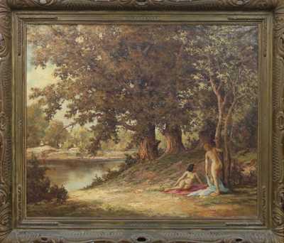 Karel Karas - Před koupelí