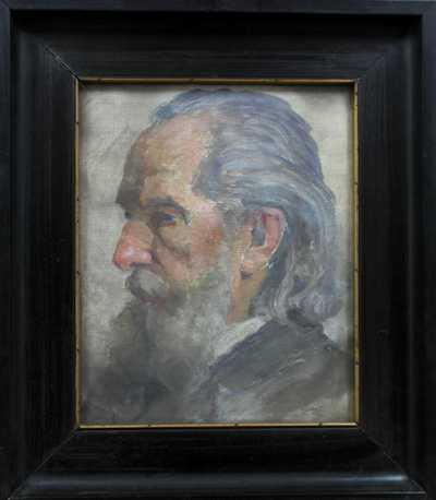 Jaroslav Špillar - Portrét muže