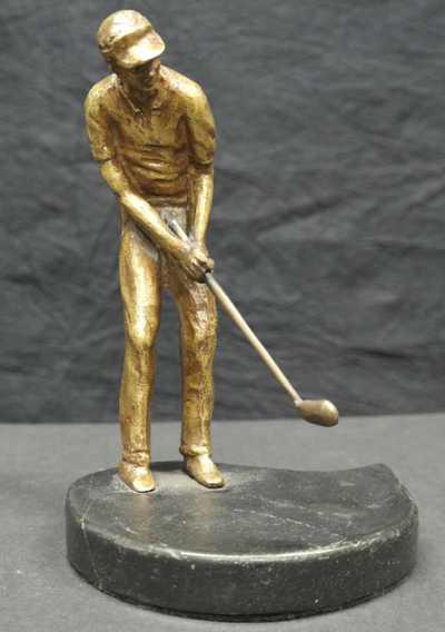 Autor neurčen - Golfista