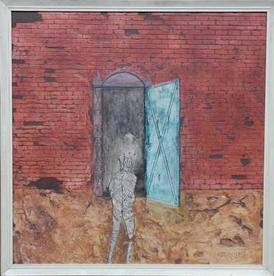 Jan Kristofori - Dveře do neznáma