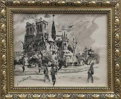 Jan Slavíček - Notre Dame
