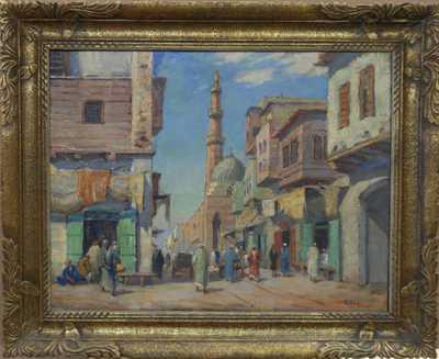 V. Příhoda - Káhira