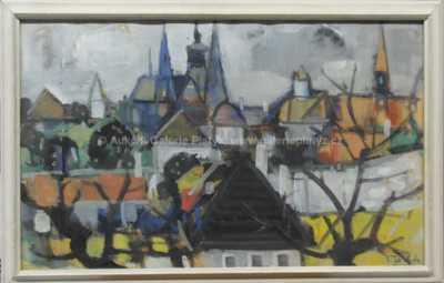František  Turek - Motiv od Nového Světa