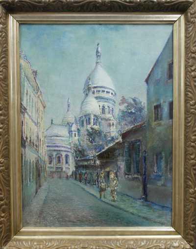 Josef Soukup - Montmartre