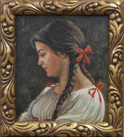 Hugo Charlemont - Děvče
