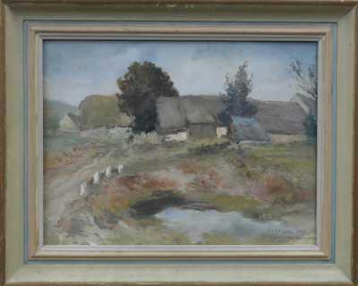 František  Foltýn - Podzimní krajina