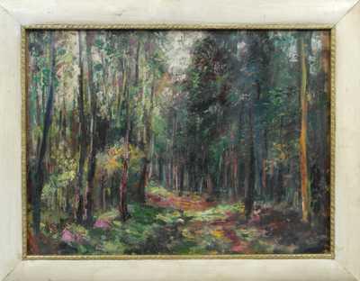 Václav Peřina - Hluboký les