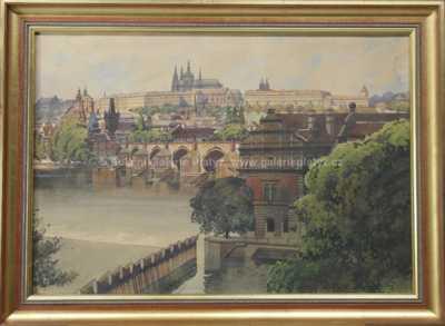 Karel Šulc - Pražský hrad