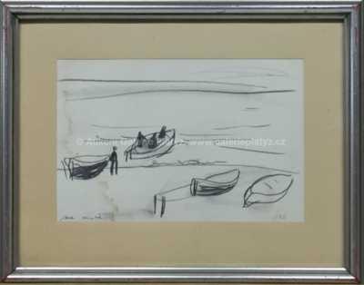 Josef Jíra - Na moři