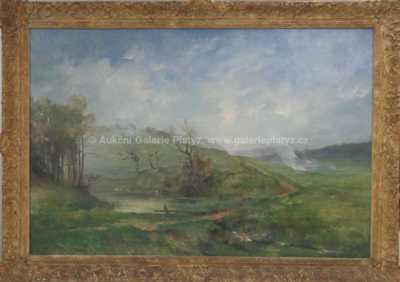 Jan Bohumil Pospíšil - Když se zvedají mlhy