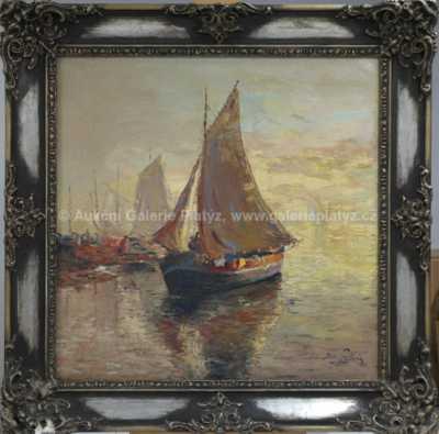Josef  Svoboda - Po rybolovu