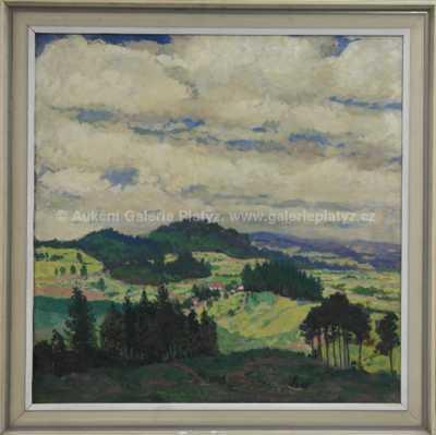 Gustav Macoun - Daleký pohled