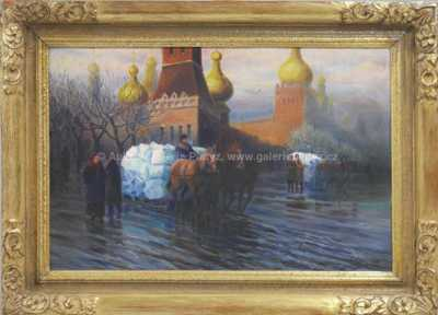 S. Sergněv - Ledaři