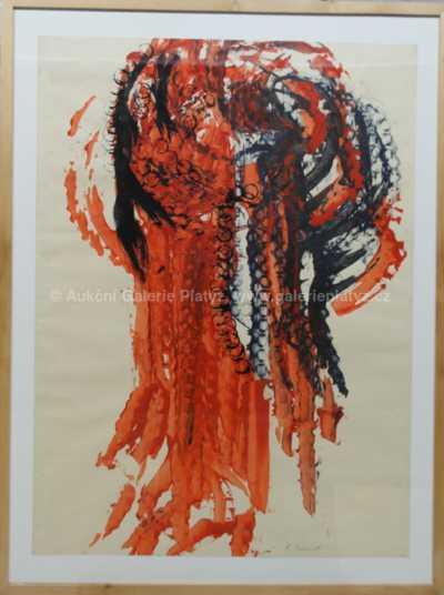Rudolf Němec - Abstraktní kompozice