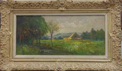 Karel Hodr - Léto v Sušici