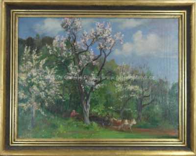 Antonín Majer - Přišlo jaro