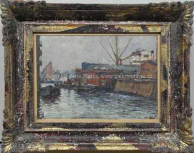 František Líbal - Hamburg