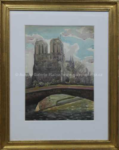 Alois Bílek - Notre-Dame