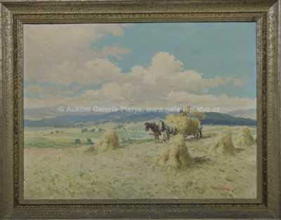 J. Rombald - Sklizeň