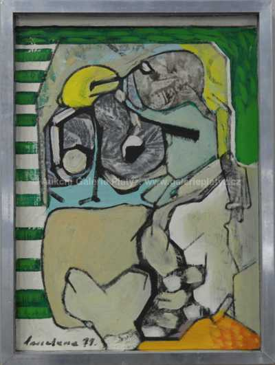 Jan  Smetana - Malý obraz