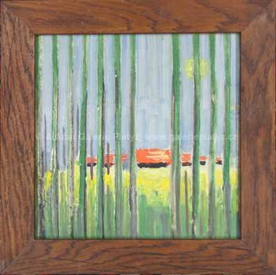 Jan Klír - Na okraji lesa
