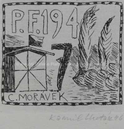 Kamil Lhoták - P. F. 1947