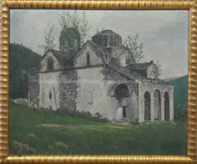 Autor neurčen - Starý kostel