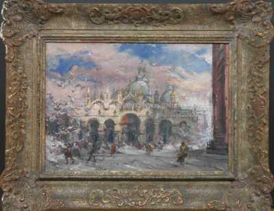 Jaro Procházka - Benátky