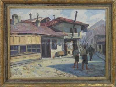 Franta Malý - Z Balkánu