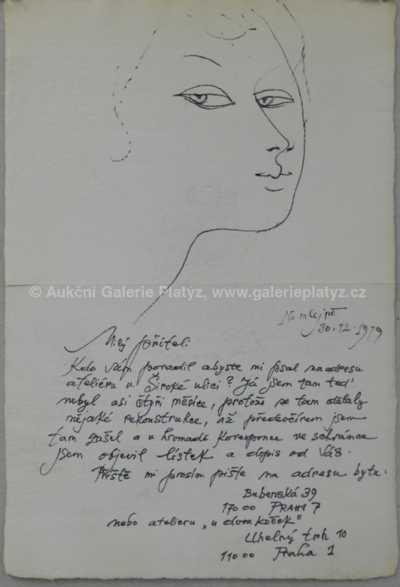 Ota Janeček - Dívčí hlava