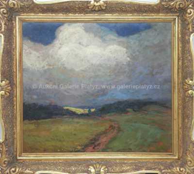 Gustav Macoun - Před bouří