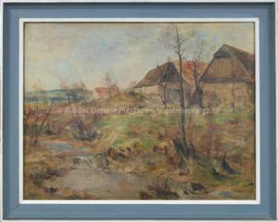 Karel Jan Sigmund - Nad potokem