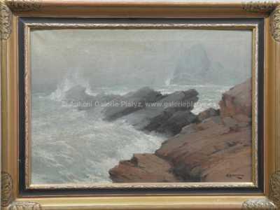 Alexej Vasiljevič Hanzen - Bouřlivé pobřeží