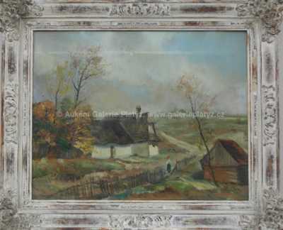 J. Kubižňák - Mezi staveními
