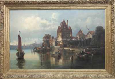Carl Gessnitzer - Karl Kaufmann - Holandský přístav