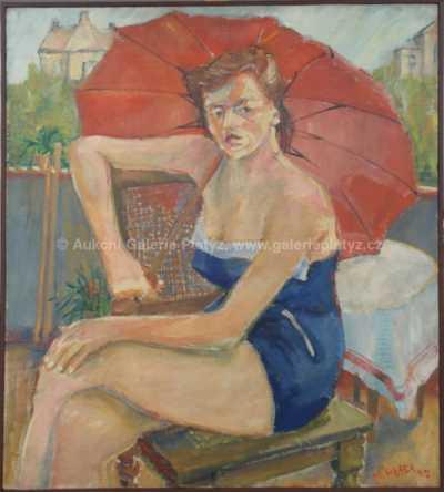 M. Nosek - Pod slunečníkem