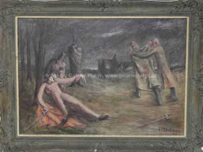 Eduard S.  Kostrhon - Ztracený život