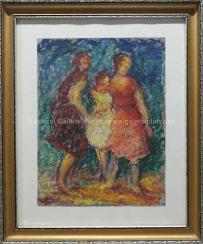 Karol Molnár - Tři dívky