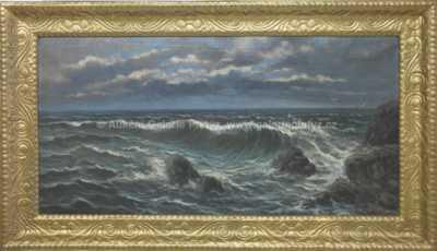 Milunovič - Rackové nad vlnami