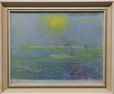 Rudolf Němec - Na vodě