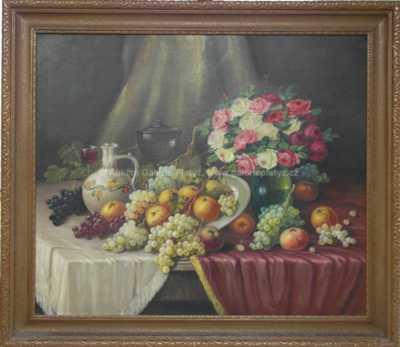 D. Sedláček - Ovocné zátiší