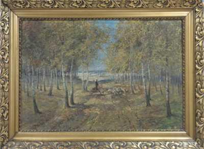 Josef  Svoboda - Podzimní pastva