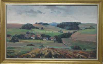 Vladimír Levora - Vesnička v údolí