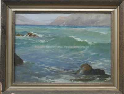 Josef Soukup - Mořská laguna