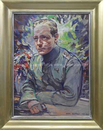 Egon Tschirch - Důstojník