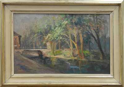 Karel Hodr - Na staré strouze
